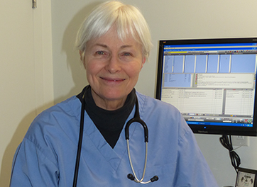 Dr. Louise Beaudin